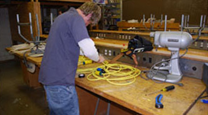 Student Electrical Power Technology