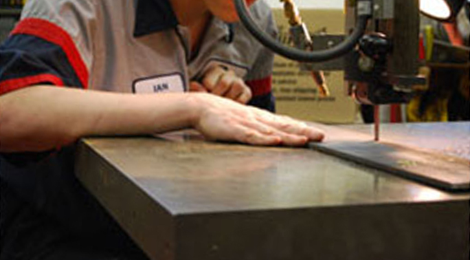 Precision Metalworking and Welding